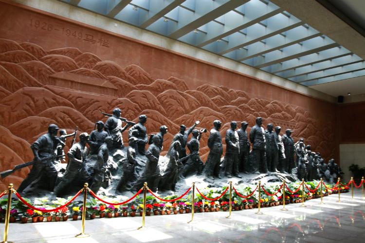 马栏革命纪念馆提升布展项目