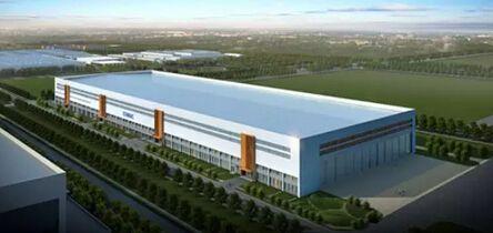 大荔县工业集中区标准化厂房建设项目