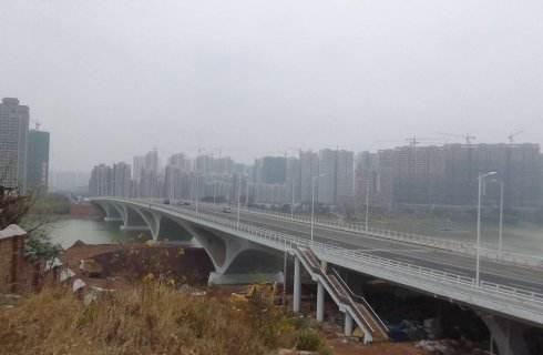 我公司圆满完成丹凤县迎宾大道(环西路-龙潭大桥段)建设工程(一标段)项目—结算审核工作