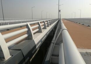 陕西省西咸新区沣东新城河道综合治理工程BT项目-红光路沣河桥工程/结算审核/投资额6.4亿