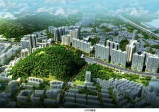 北大街片区棚户区改造安置房项目 (9#~15#、1#、2#及商业楼)
