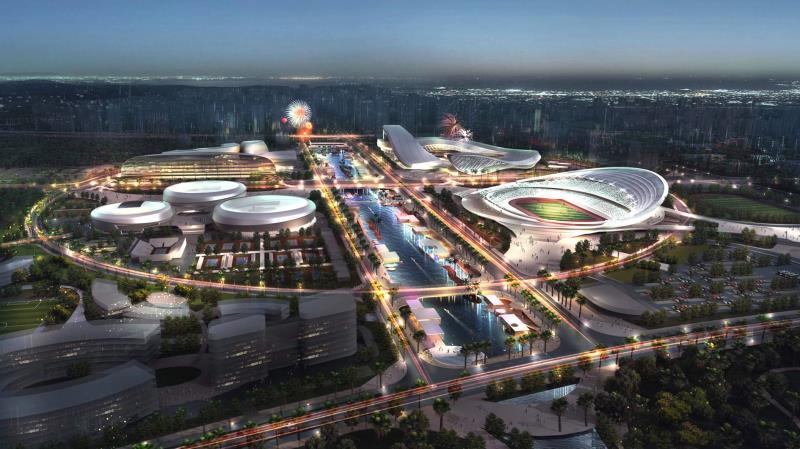 三亚崖州湾科技城产业促进中心项目EPC