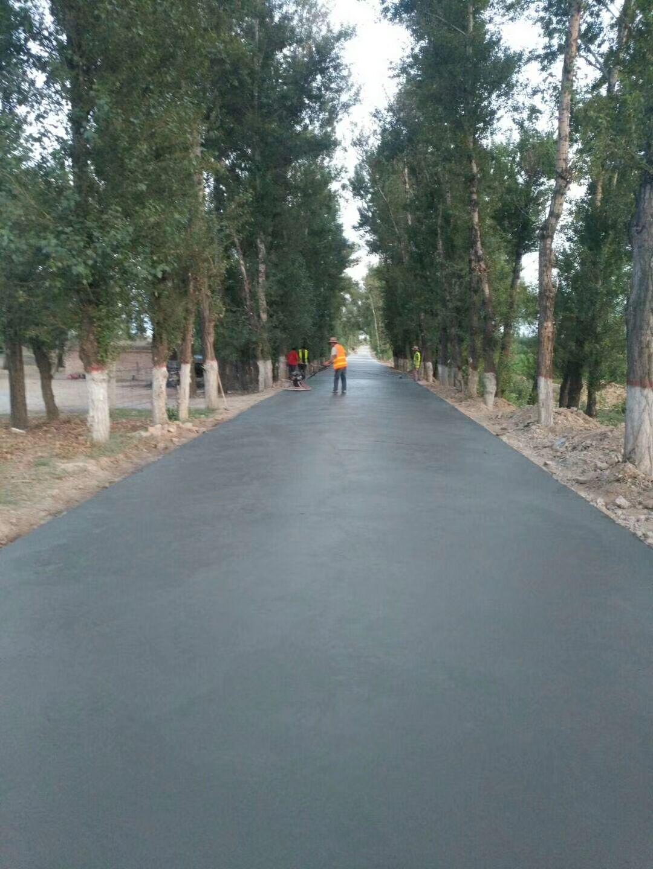 榆阳区2019年新建通村公路工程