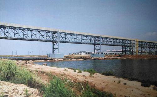 中建开元城桥二十六线09#-10#架空迁改工程