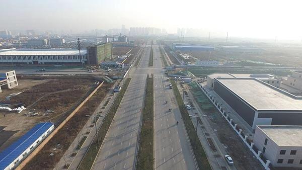 陕西省西咸新区沣东新城丰产路(天章大道-绕城高速)通信线路迁改工程