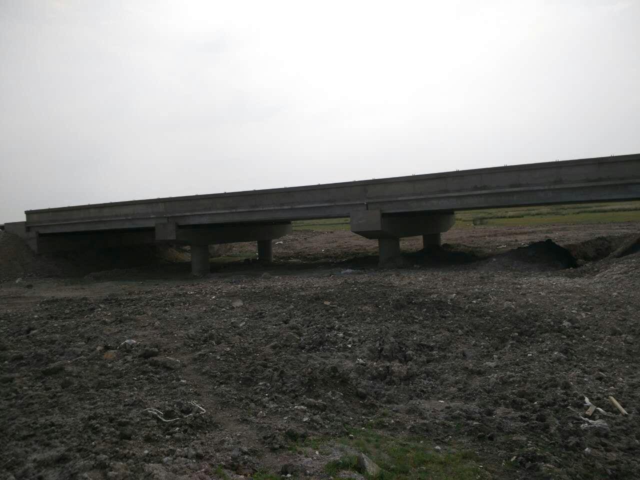 国道牙克石至四平公路新站至大安嫩江大桥段 程建设项目