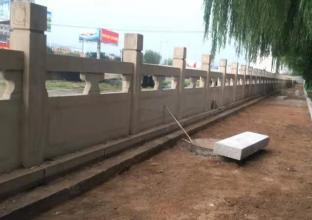吕梁市住建局滨河两路人行道提升改造项目
