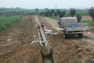 富平县2018年农村饮水安全巩固提升工程