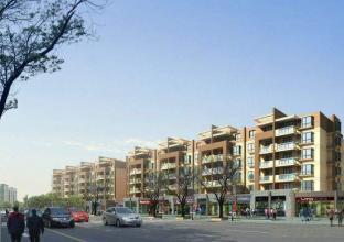 长武县北大街片区棚户区改造安置房项目沿街商业(22#-25#27#28#)楼