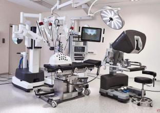 西安交通大学第二附属医院达芬奇机器人使用耗材采购项目