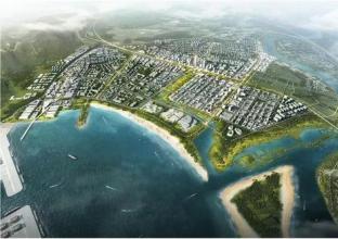 深海科技城综合服务中心项目YK03-06-02地块设计施工(EPC)总承包