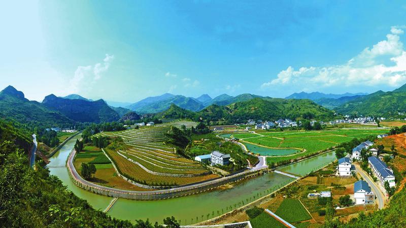 延川县永坪镇高家屯村美丽乡村建设项目