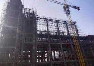 河津市华鑫源钢铁有限责任公司260㎡烧结机工程