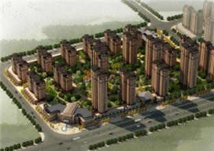 杨陵佳苑建设项目(设计)