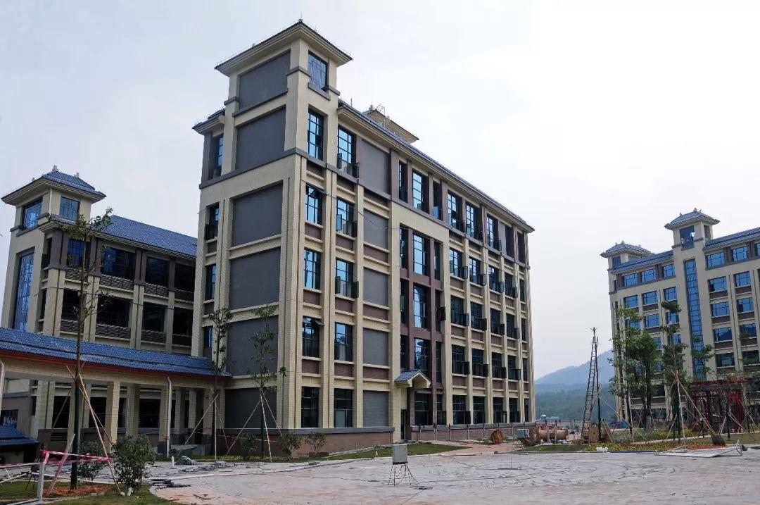 杨凌示范型养老服务中心建设项目-(综合楼项目施工、1#养老楼施工、2#养老楼施工)