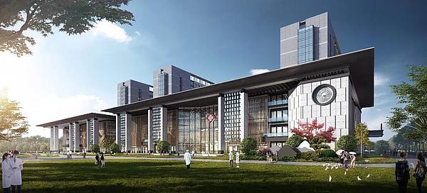 陕西省中医药研究院迁建项目(一期)总体工程施工项目