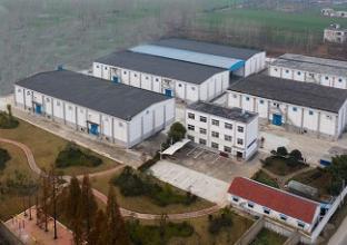 洛南县天兴粮食储备中心库工程
