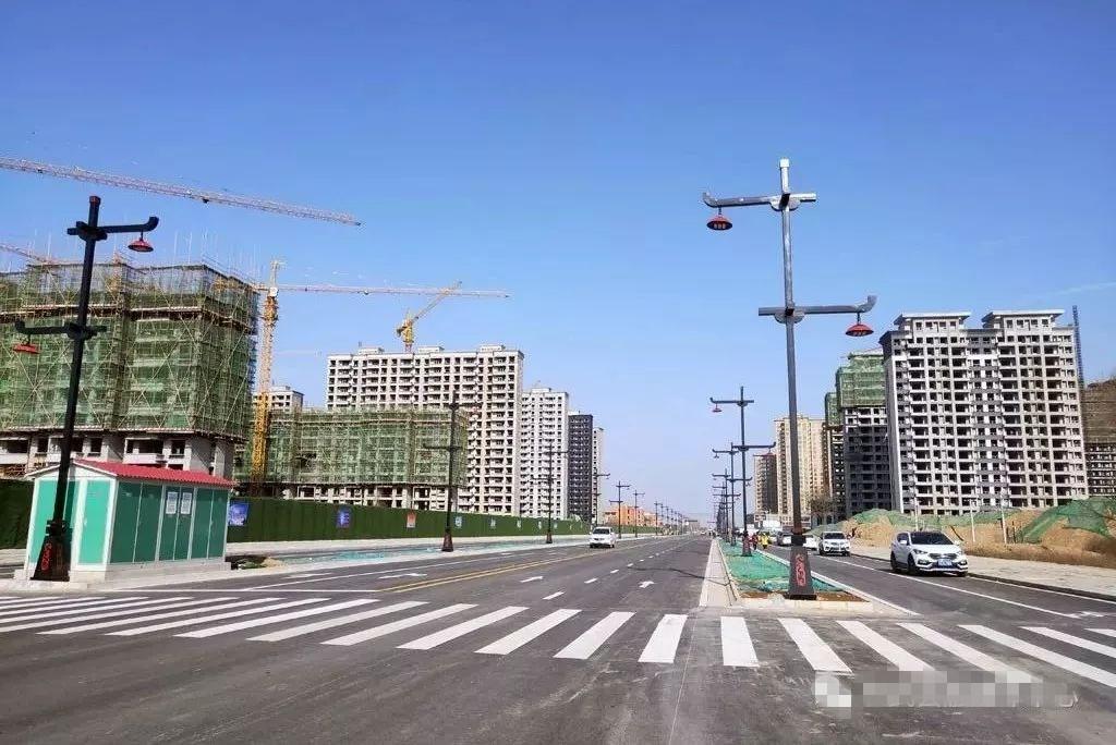 长武县北大街东侧商业用房建设项目(27#、28#、29#)楼