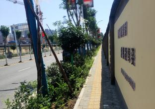 周至县县城新区道路工程建设项目(建设路、纬一东路、中环西路)施工招标二标段工程